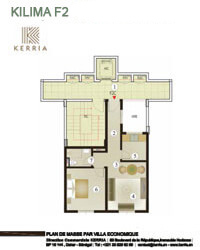 Plan Appartement Kilima