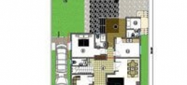 Plan Villa Renala
