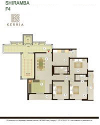 Plan Appartement Shiramba